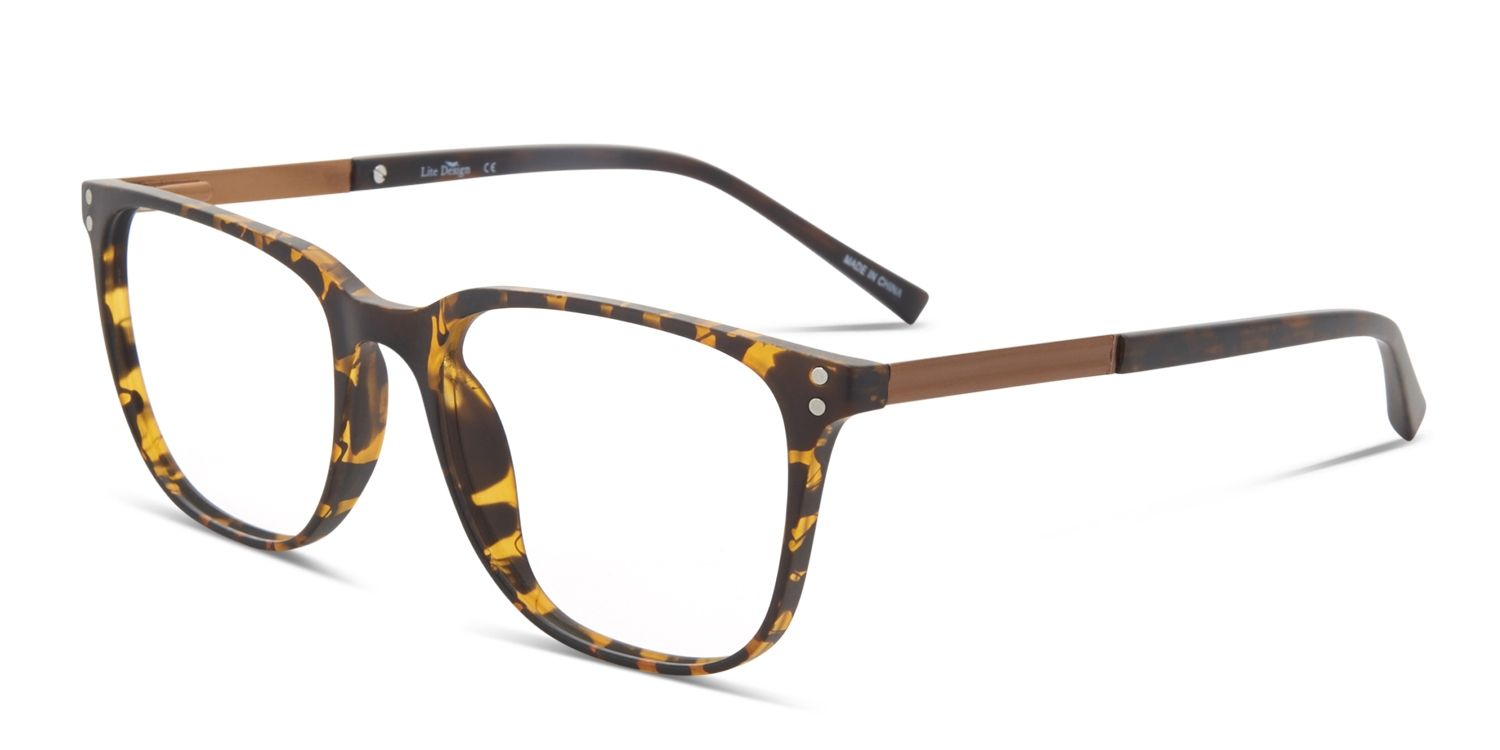 9c8085456 The Oceana is an elegant square frame with an unconventional take on a  classic style.
