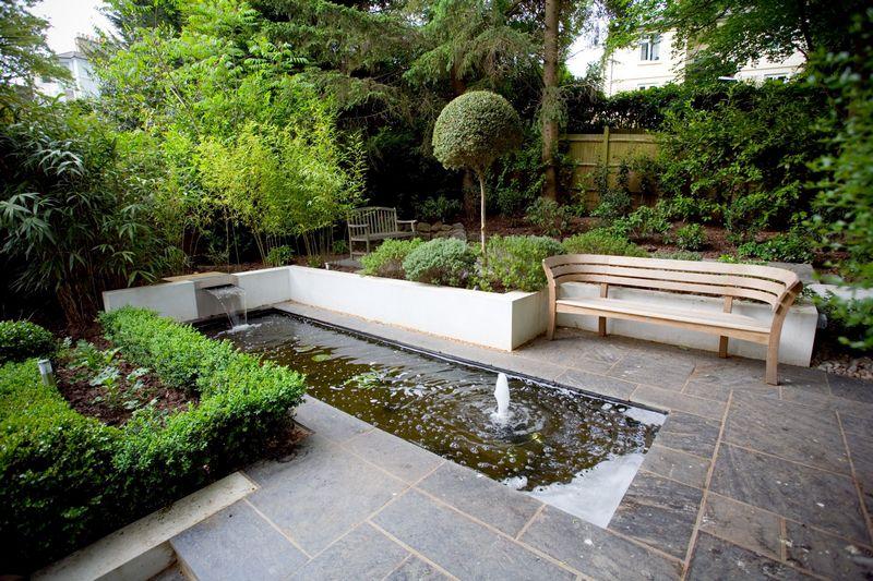 Great Gardens · Rectangular Ponds ...