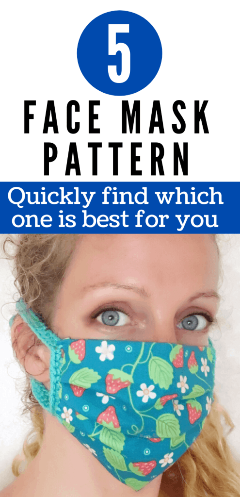 Photo of 5 Easy Face Mask Tutorials – Crafting on the Fly