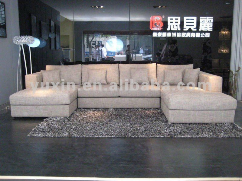 double chaise sofa
