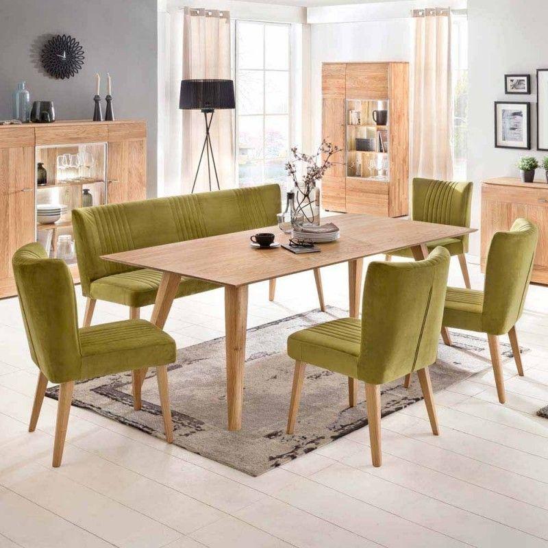 Bemerkenswerte Retro Sitzgruppe Mit Tisch Bank Und Vier