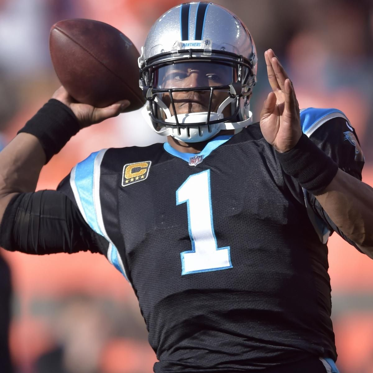 Cam Newton Says They Gave Up On Me In Instagram Video After Panthers Release In 2020 Cam Newton Carolina Panthers Panthers