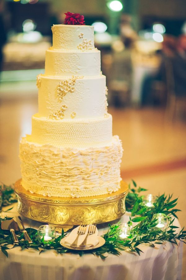 St. Louis Union Station Wedding by Charis Rowland | Wedding Cakes ...
