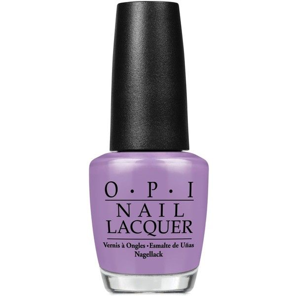 Opi Nail Lacquer Do You Lilac It? ($9.50) ❤ liked on Polyvore ...