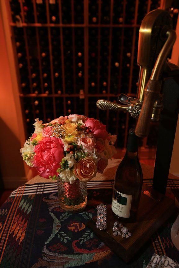 Veramar Vineyard Wedding Detail Photo