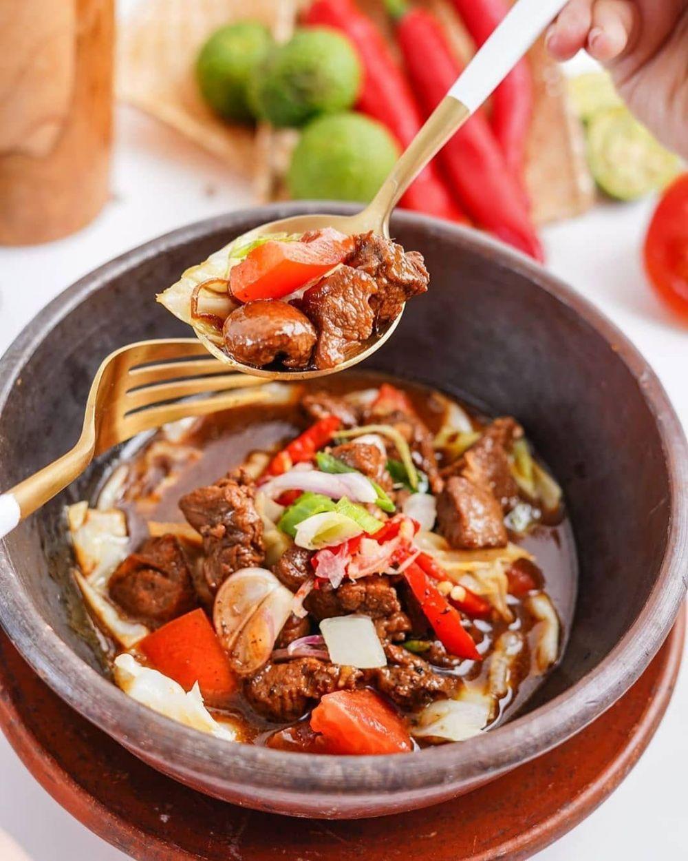 Resep Daging Kambing C 2020 Brilio Net Di 2020 Resep Daging Daging Kambing Ide Makanan