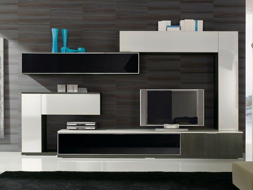 Resultado De Imagen Para Centros De Entretenimiento Muebles  # Muebles Figuras Y Formas