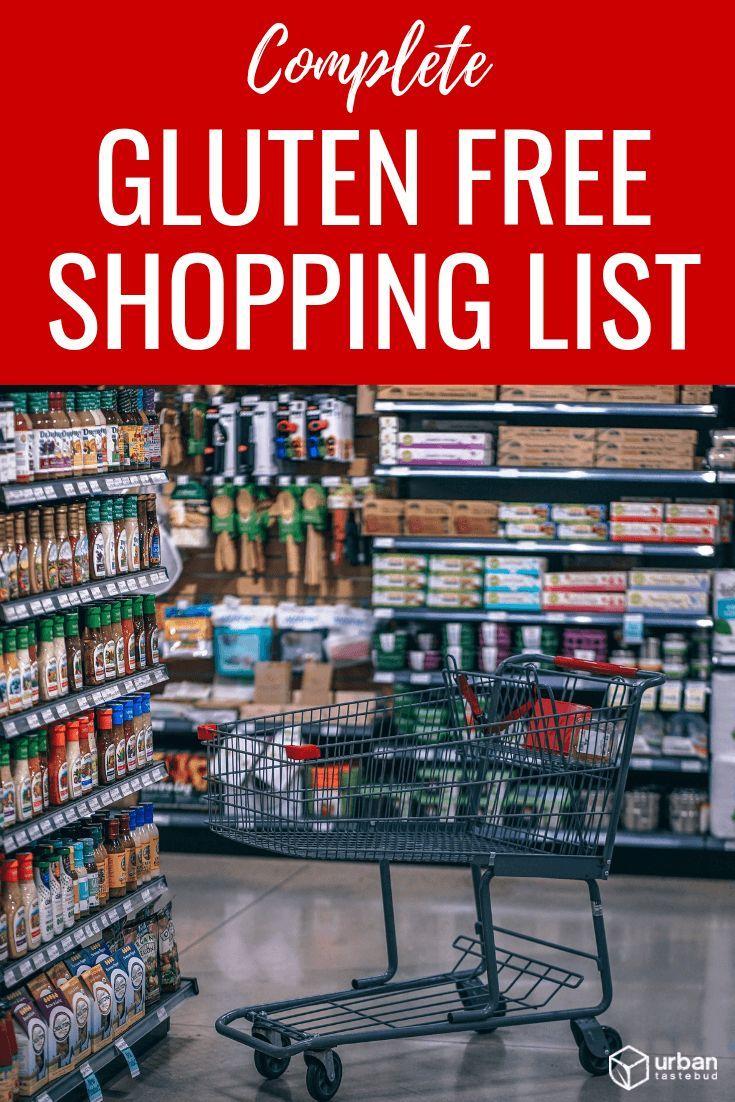 Glutenfree brands available at Walmart Gluten free