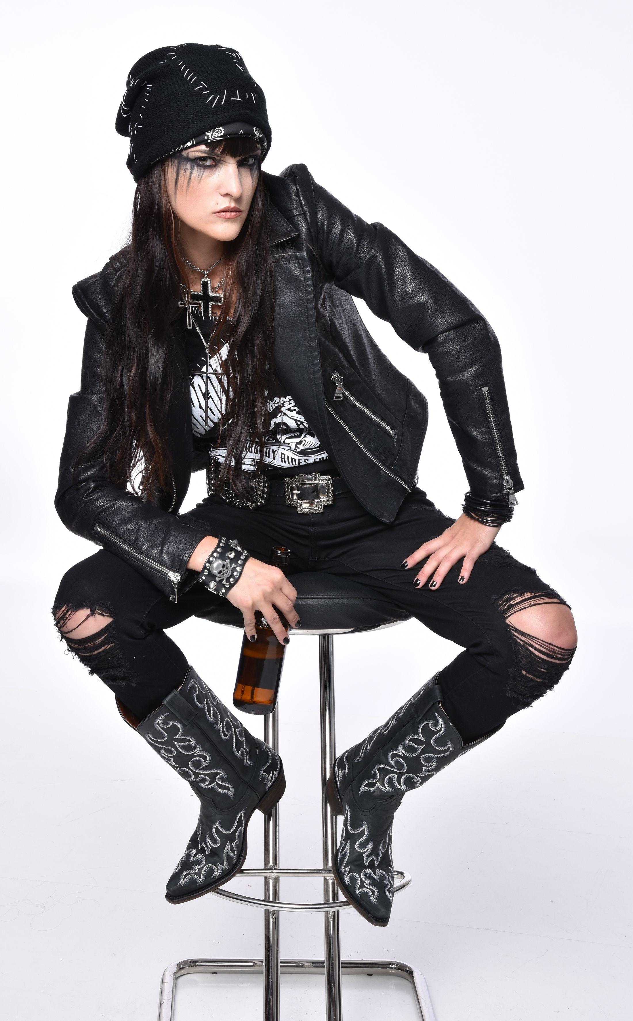 Pin on ROCK & ROLL CUSTOM CLOTHING by Forgotten Saints La