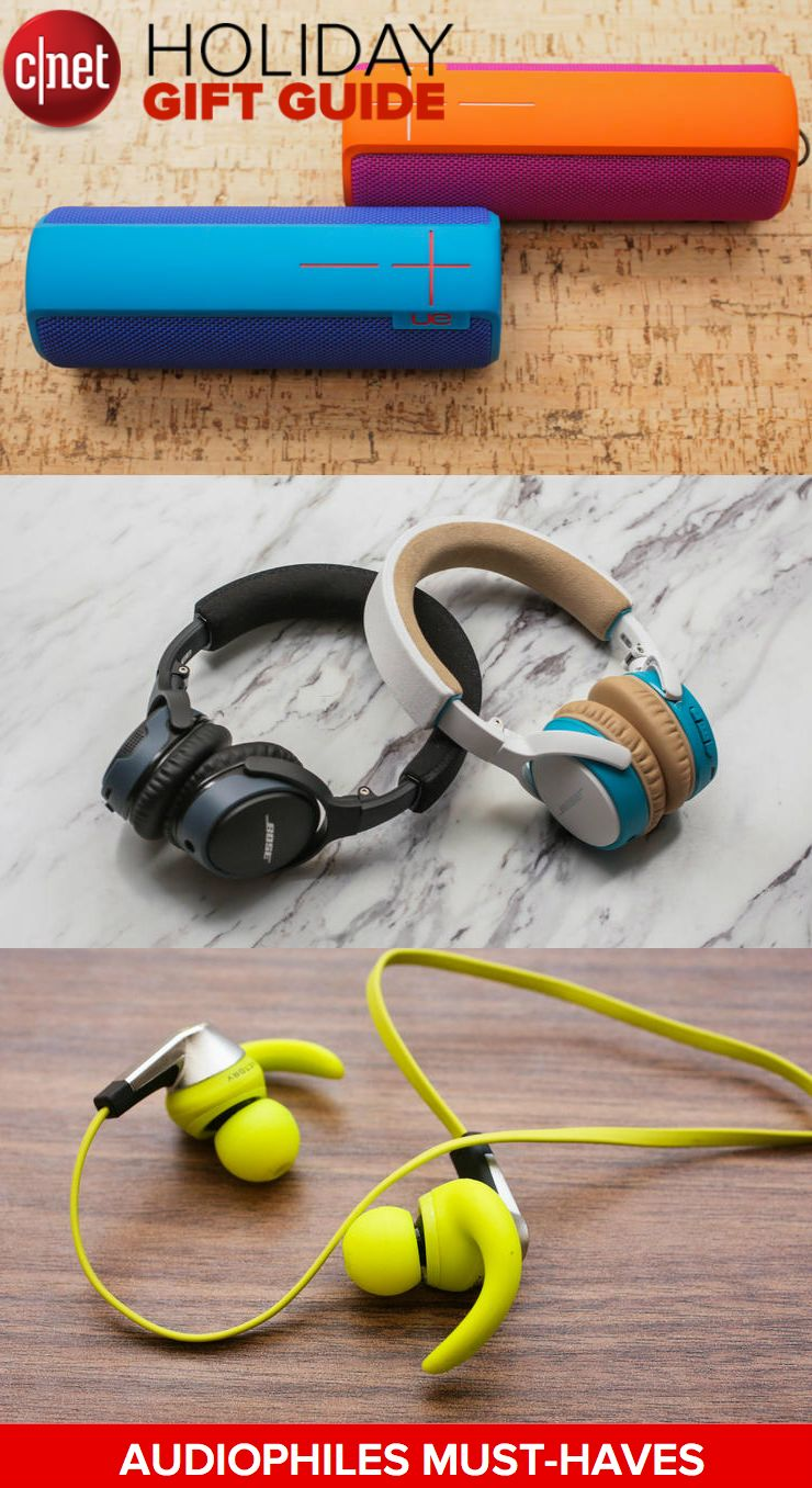 best home audio gifts for 2016 bluetooth speakers headphones and rh pinterest co uk cnet holiday gift guide 2017 DIY Holiday Gifts