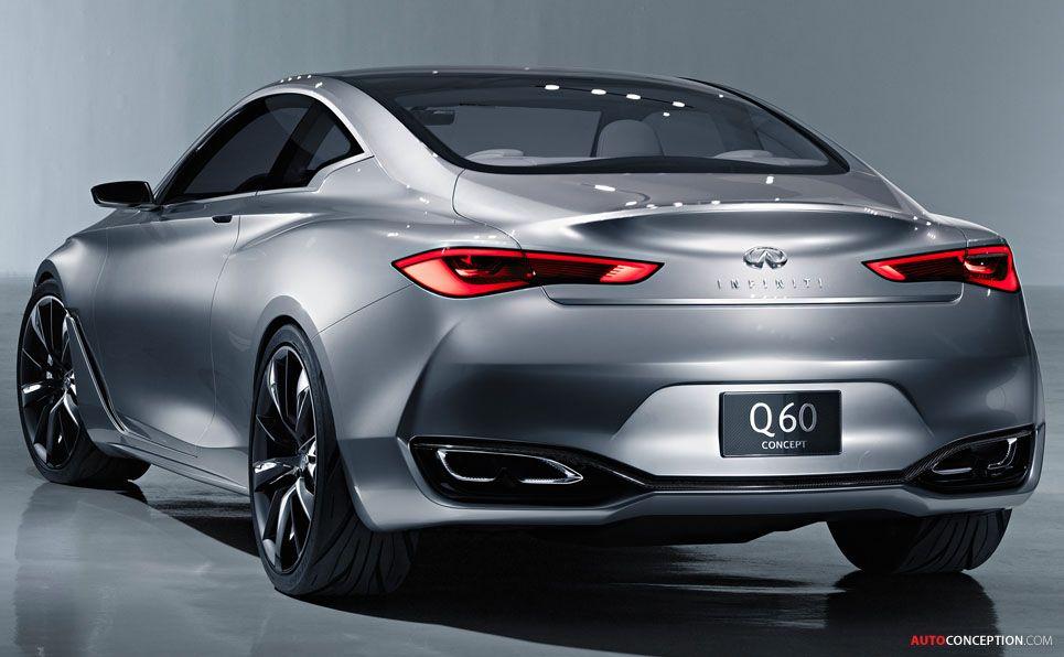 Infiniti Q60 Concept Unveiled In Detroit Autoconception Com Infiniti Luxury Cars Car Ads