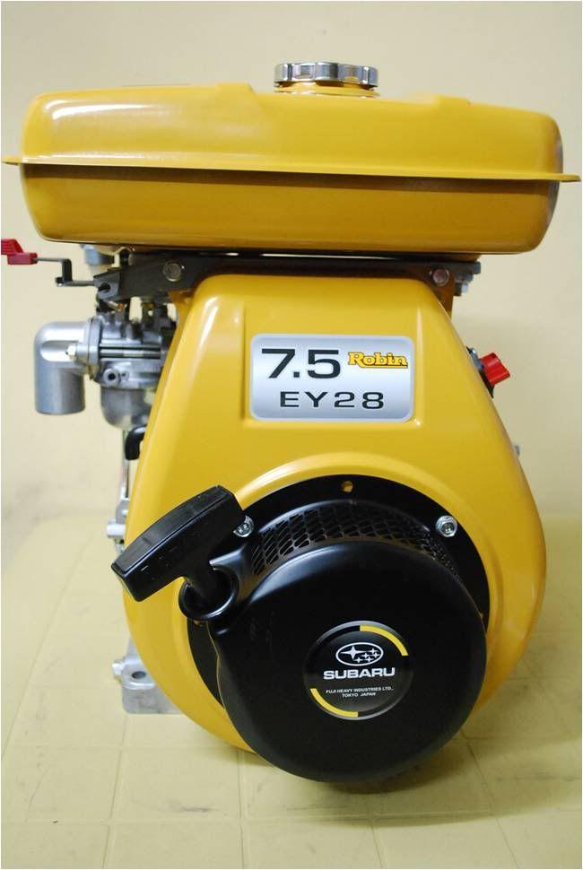 Robin Subaru Ey28 7 5 Hp Gasoline Engine Subaru Robin Gasoline Engine