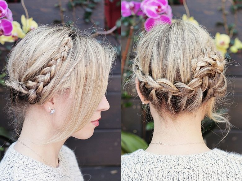 Easy Braid Tutorial | Los Angeles - DailyCandy