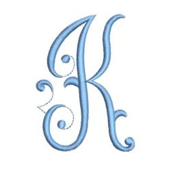Image is loading ABC-Designs-Venice-Initials-Font-Machine-Embroidery-Designs -