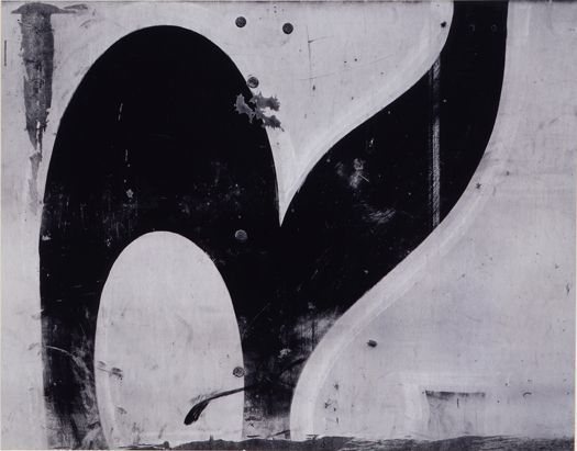 Aaron Siskind (1903–1991) is best known for his abstract photographs, often of natural forms or architectural features that were manipulated in order to produce unfamiliar images.