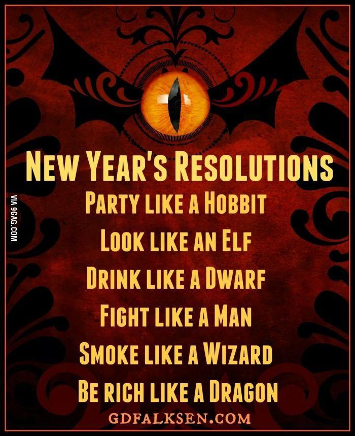 resolutions!