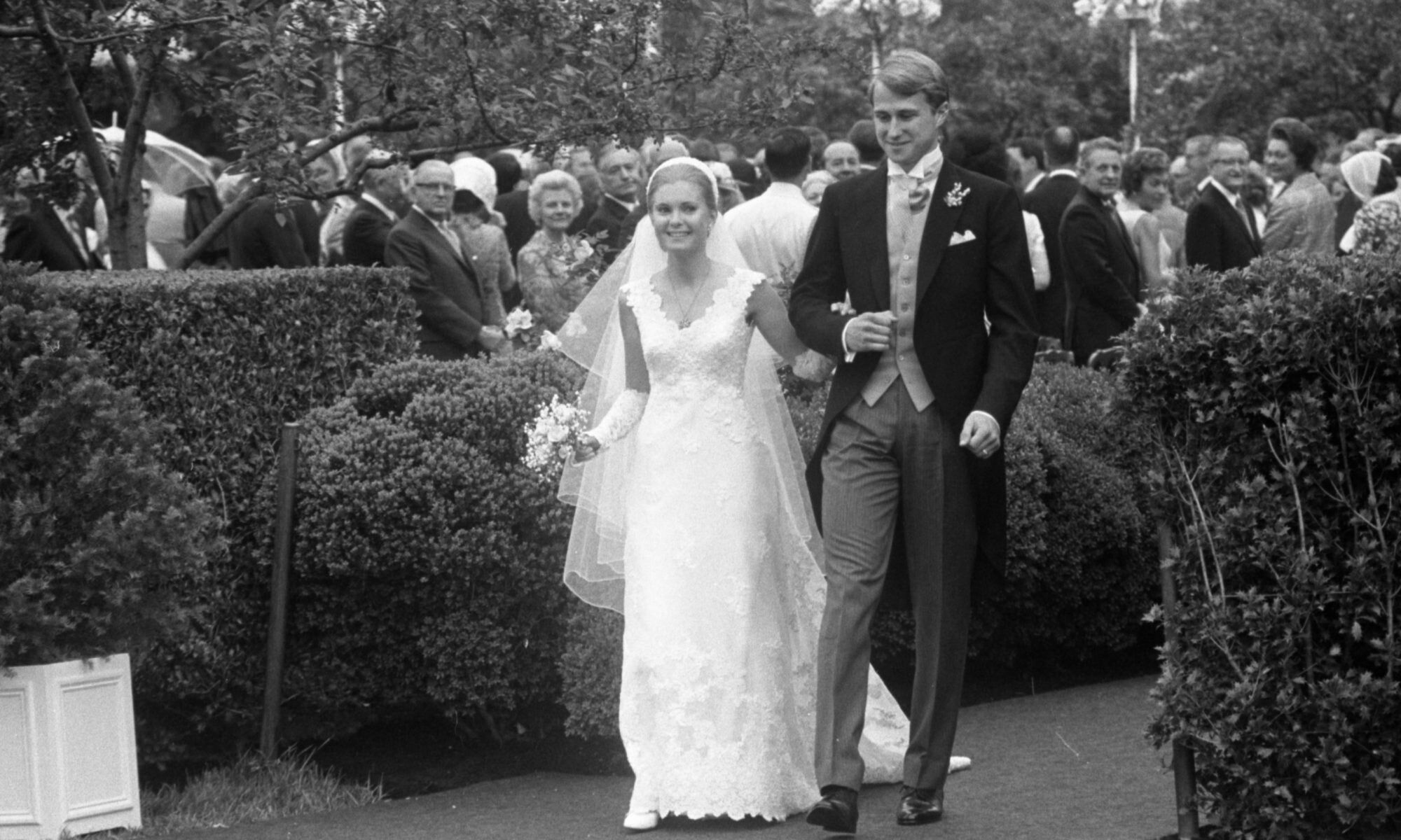 Photo of The Most Iconic Wedding Dresses of All Time