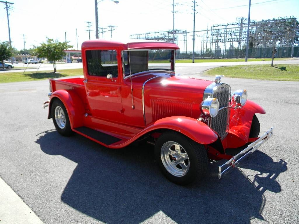 1930 ford model a pickup