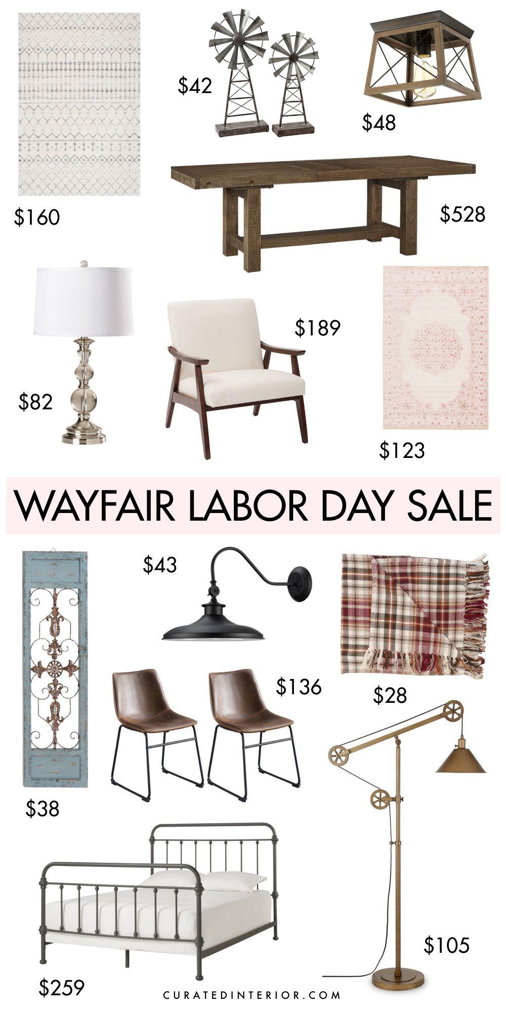 25 Best Deals from the Wayfair & Birch Lane Labor Day Sale