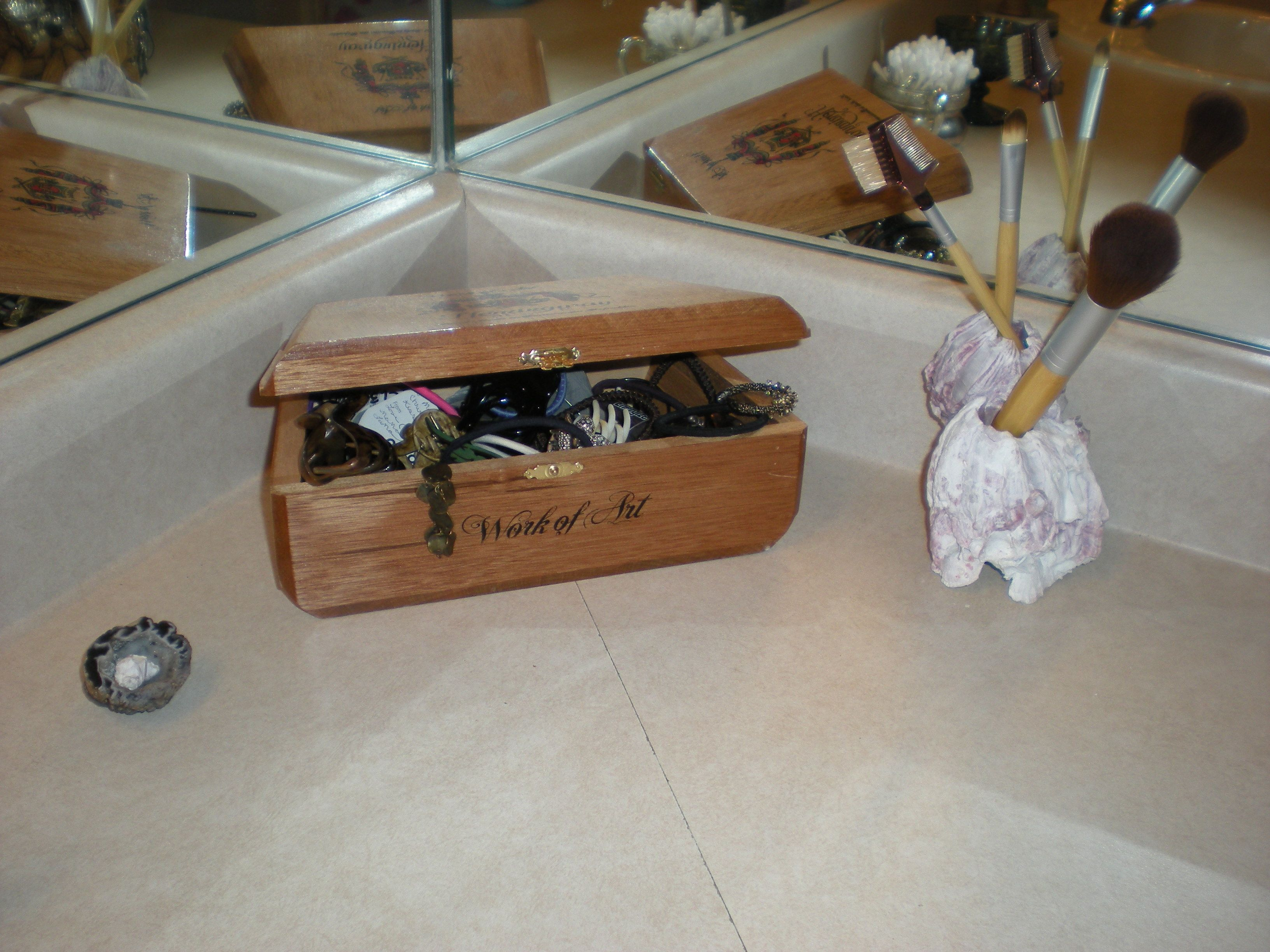 7 best Cigar box jewelry boxes images on Pinterest Cigar boxes