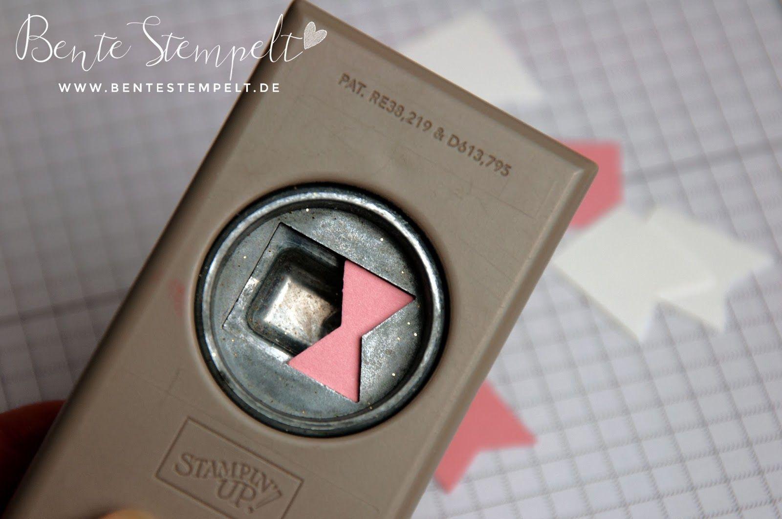 Stampin' Up! Ideen, Anleitungen und Produkte > Bente Stempelt