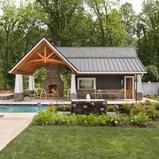 Oakton Estate Traditional Pool DC Metro by SURROUNDS Landscape Architecture Construction