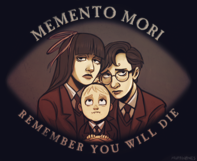 Moments Mori Remember you will die The … A series of