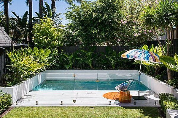 Small Rectangular Pool Designs Rectangle 1