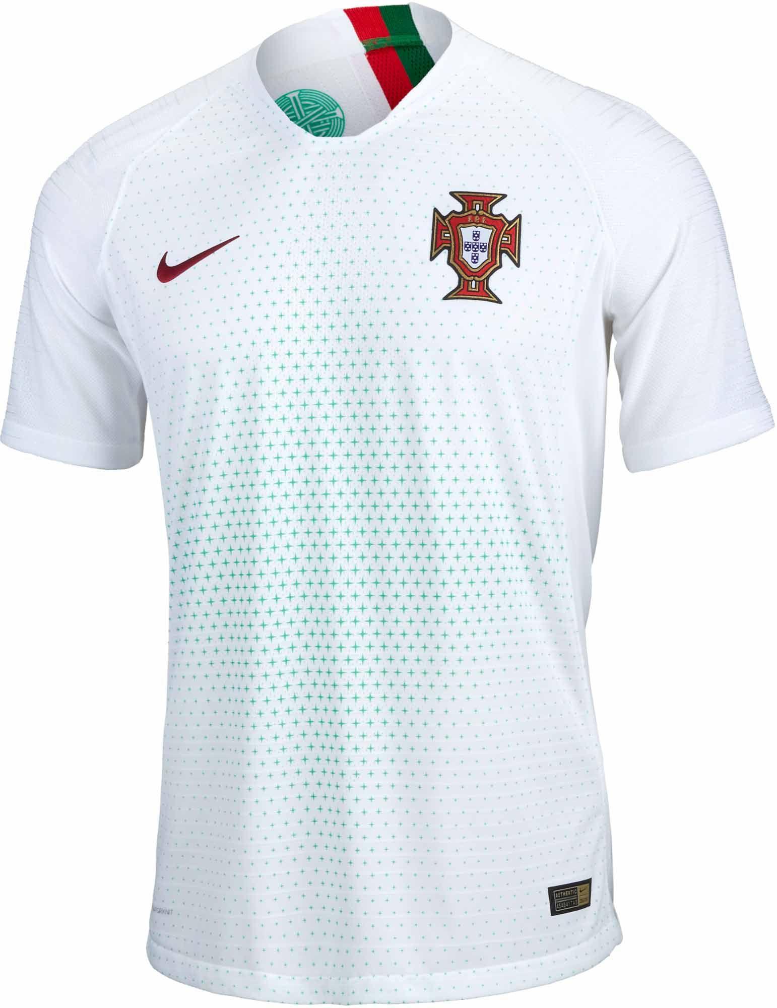 86e8731de Buy the 2018 19 Nike Portugal Away Match Jersey from www.soccerpro.com
