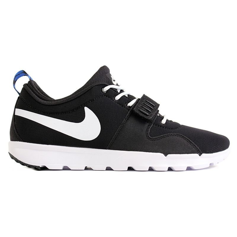Nike SB Trainerendor SE Black White Distinct Blue