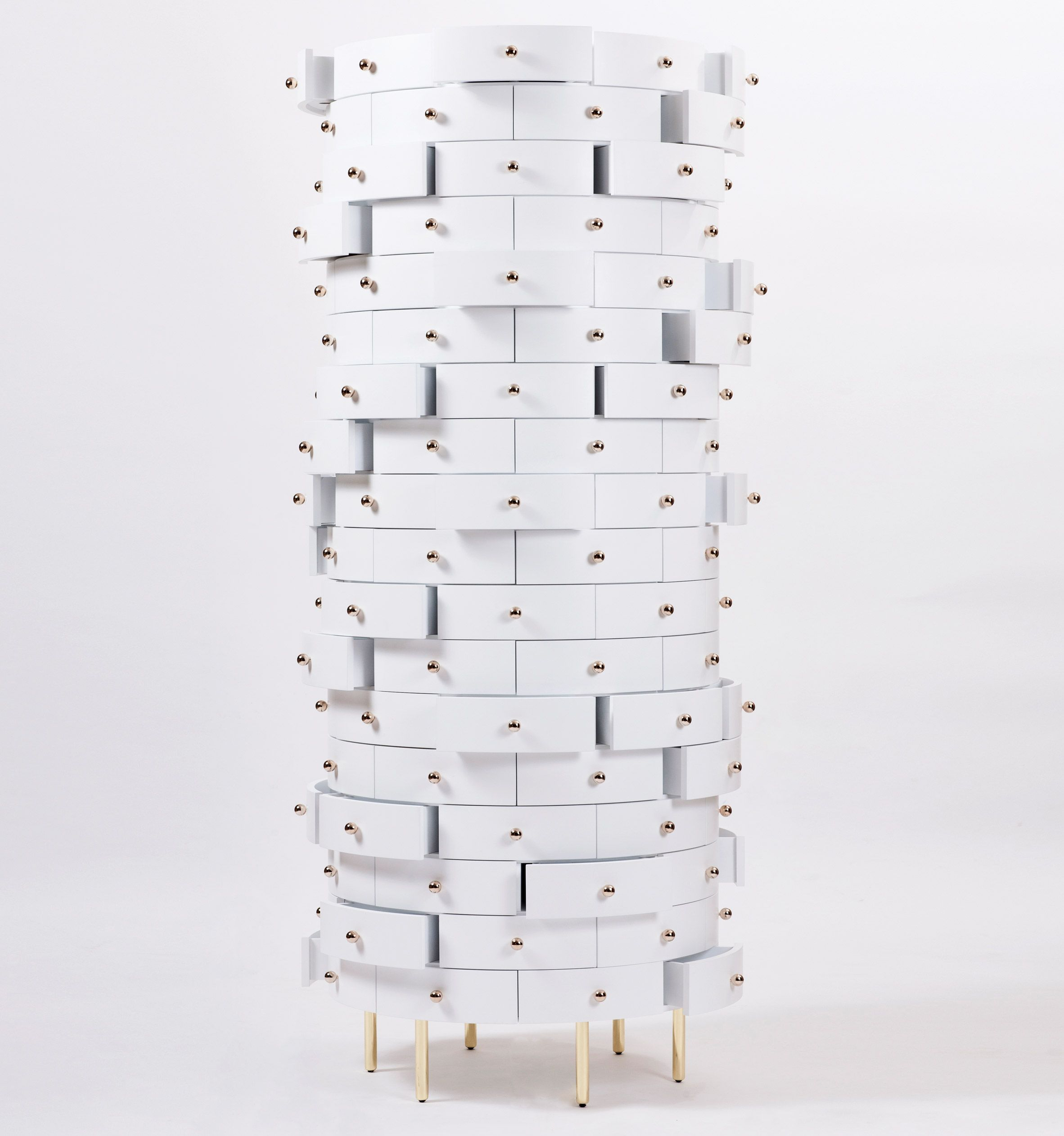 Tower Cabinet By Nika Zupanc Products Pinterest Tower  # Muebles Carlos Seixas