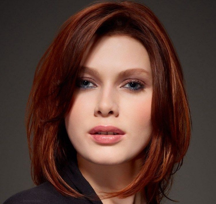 Best Hair Color For Fair Skin With Pink Undertones And Blue Eyes Hair Color For Fair Skin Bob Hairstyles Straight Bob Hairstyles