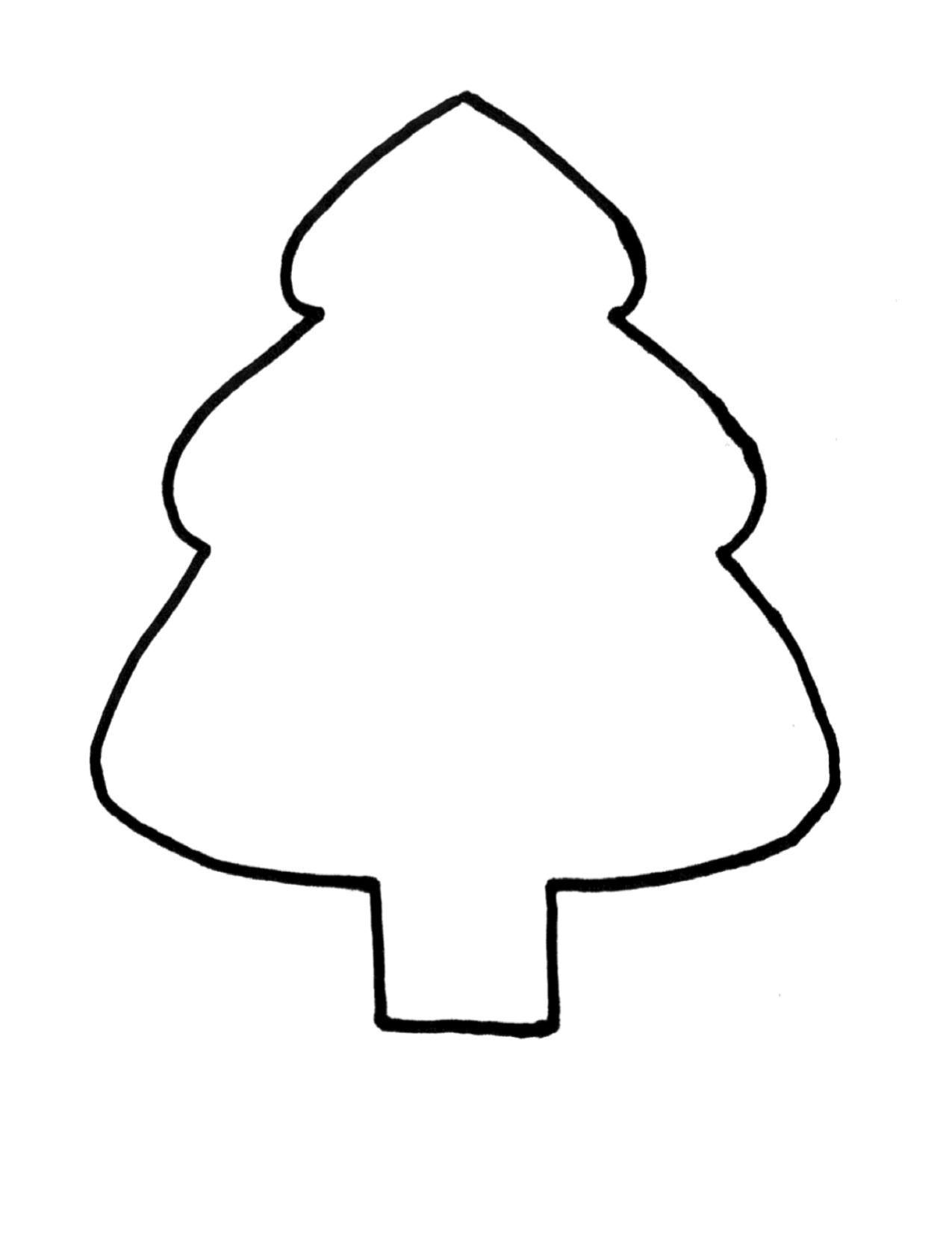 christmas tree #1 pattern/coloring page | christmas coloring pages