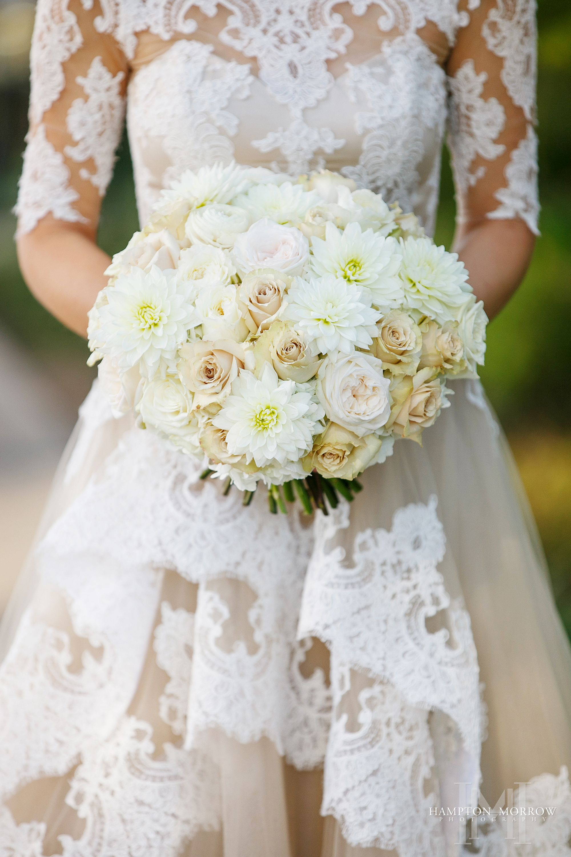Redneck wedding dress  Lexie  Blake October Wedding with Rich Fall Color Palette  Dream