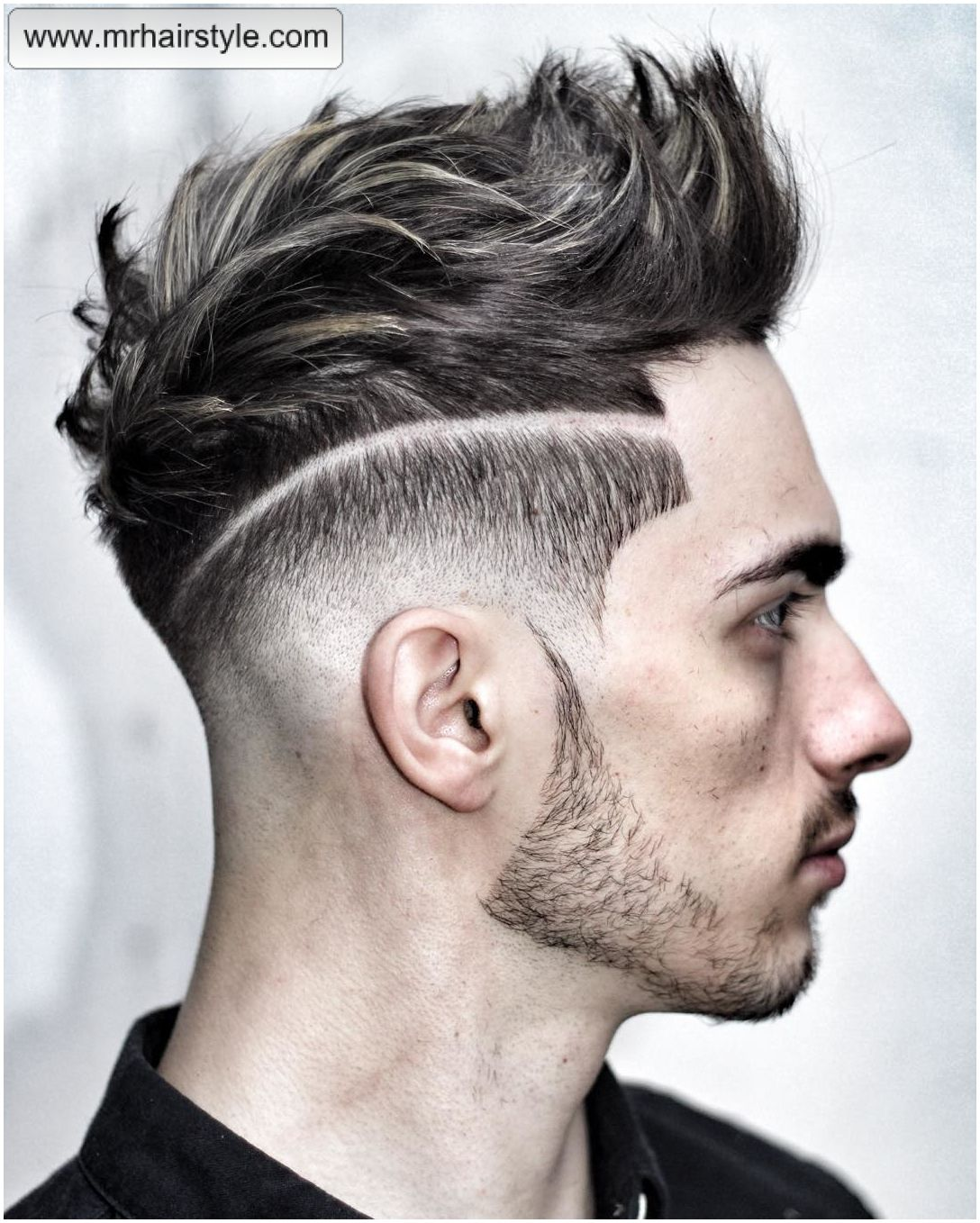 Hairstyles with quiff - Mens Haircut Styles Quiff Inspiration