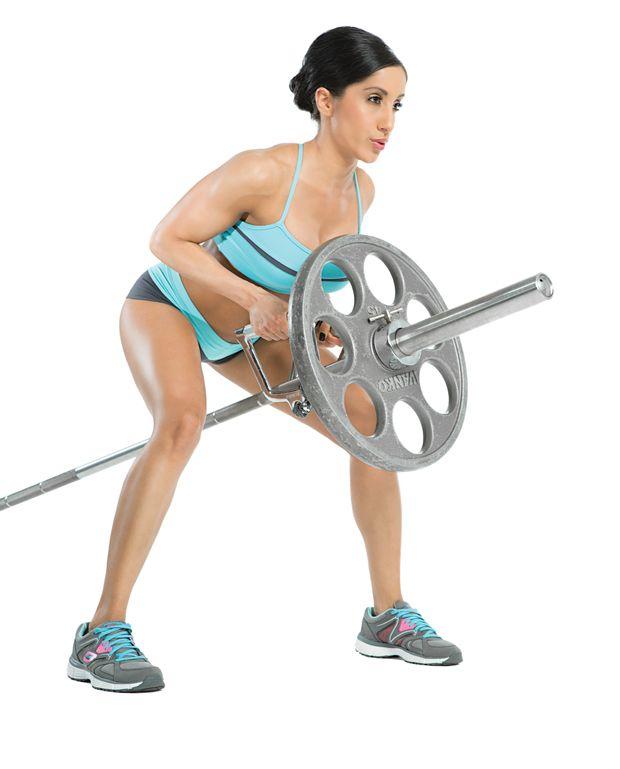 Sculpt Your Back | T bar row, Back workout, Workout