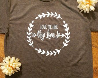 Download Love Me Like Chip Loves Joanna Long Sleeve Shirt. by ...