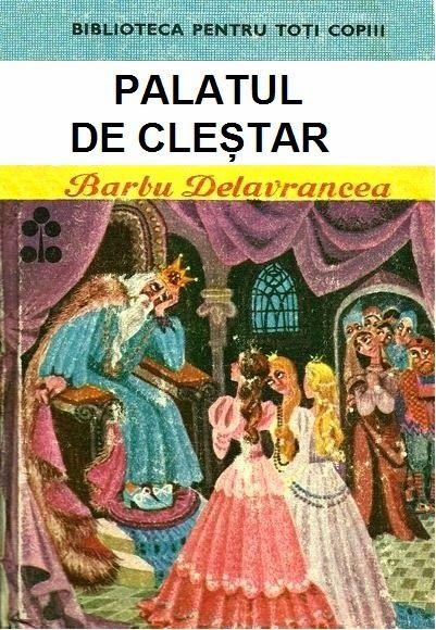 Octavia Taralunga - Palatul de clestar