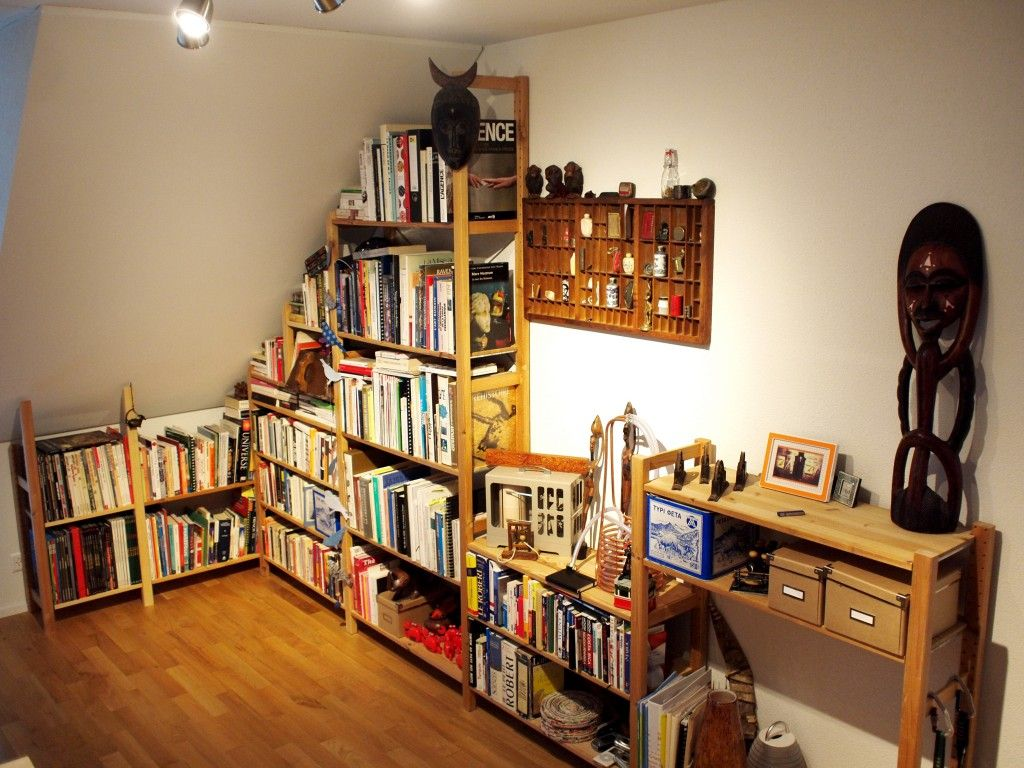These Ikea Ivar Shelves Were Re Designed To Accommodate
