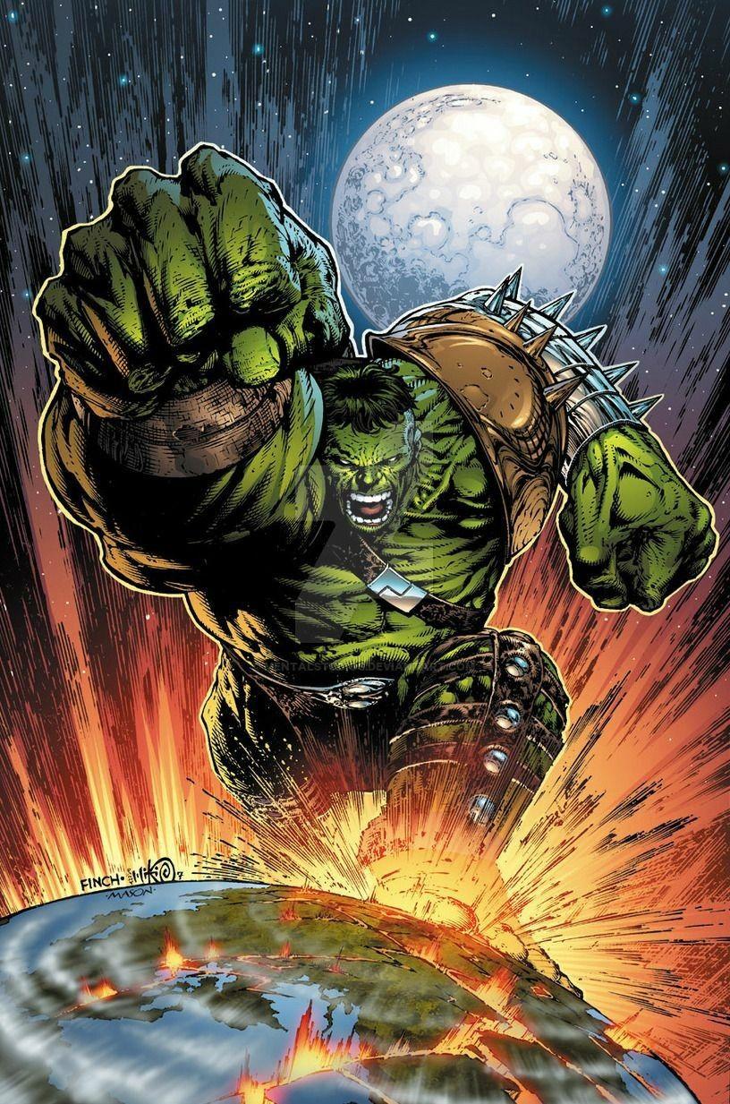 World War Hulk | Hulk comic, World war hulk, Marvel comics artwork