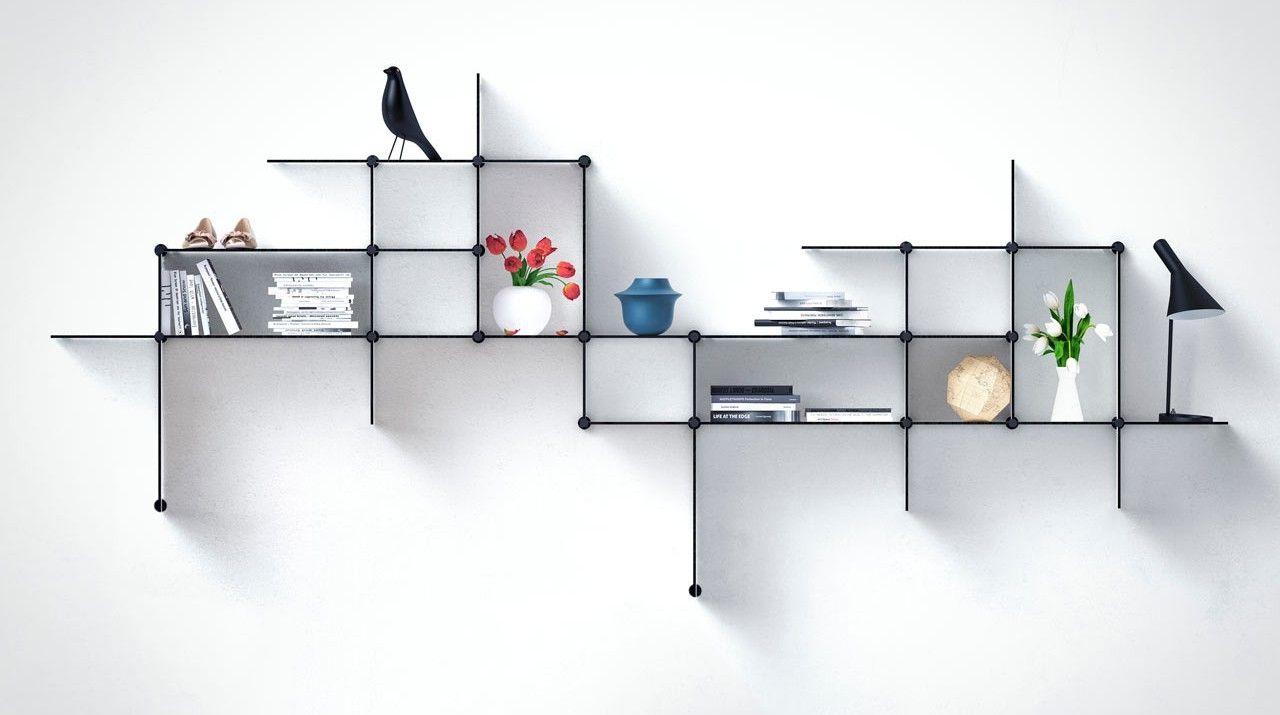 breathtaking floating shelves