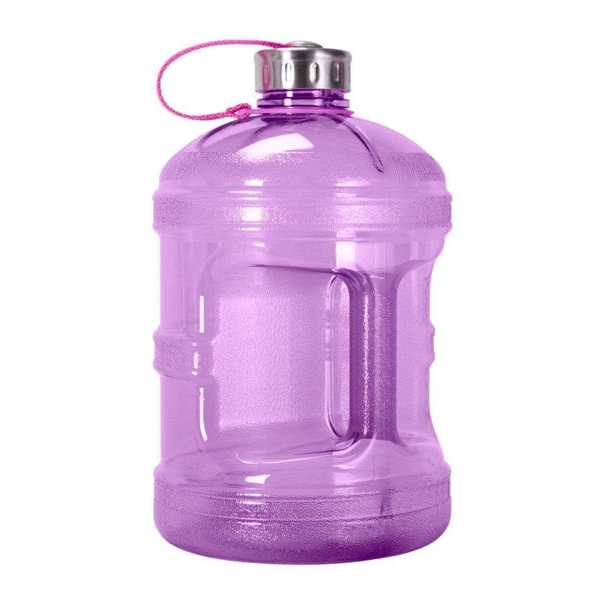 1 Gallon BPA FREE Bottle w/ Stainless Steel Cap