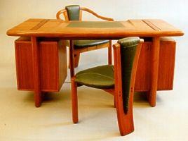 Handmade, Bespoke Furniture By Lee Sinclair Furniture Www.leesinclair.co.uk  Barrister