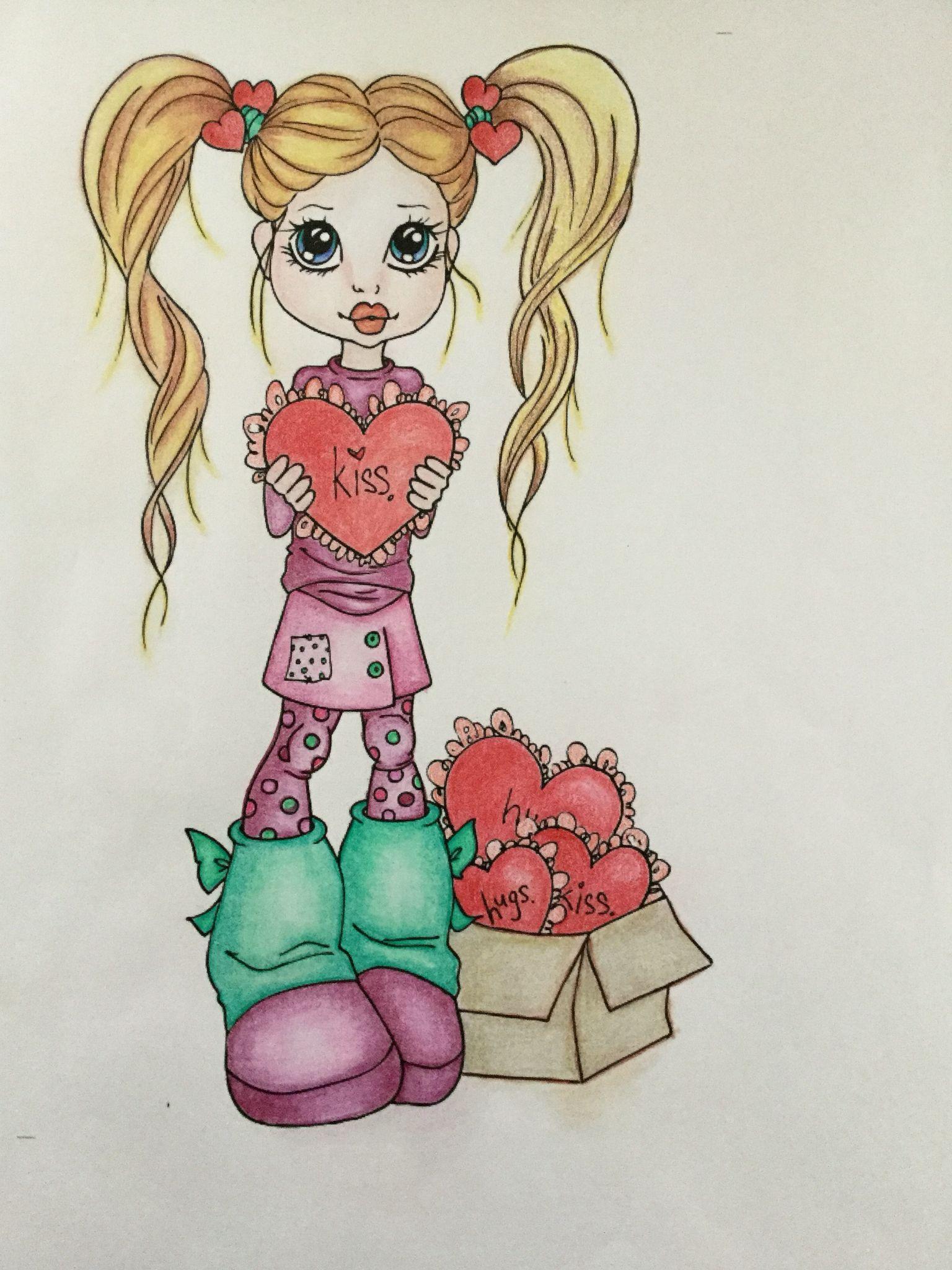 Nog een mooie kleurplaat op de slaapkamer van de twingirls. 14-3 ...