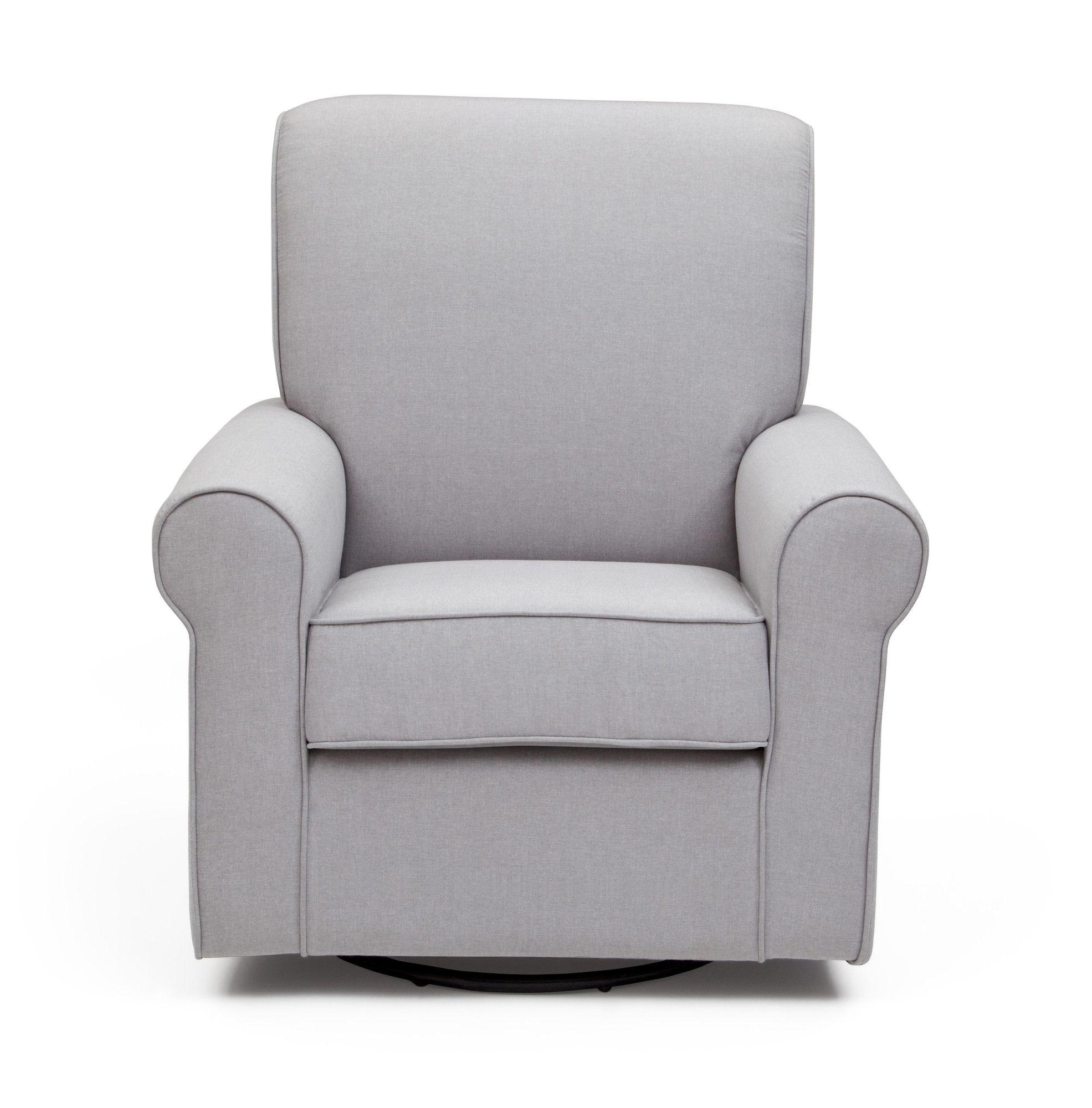 Upholstered rocking chairs avery glider  wayfair  baby dot  pinterest  gliders