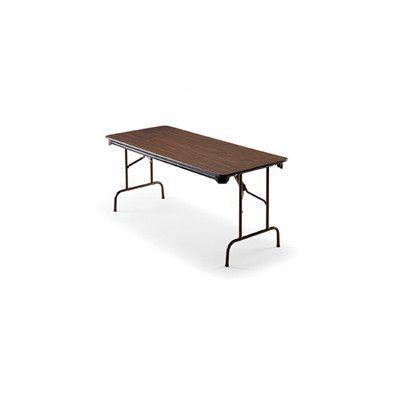 Global Total Office 72 Rectangular Folding Table Finish Folding Table Table