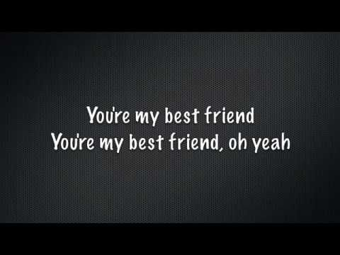 Lyrics To The Song My Best Friend By Tim Mcgraw This Was For A