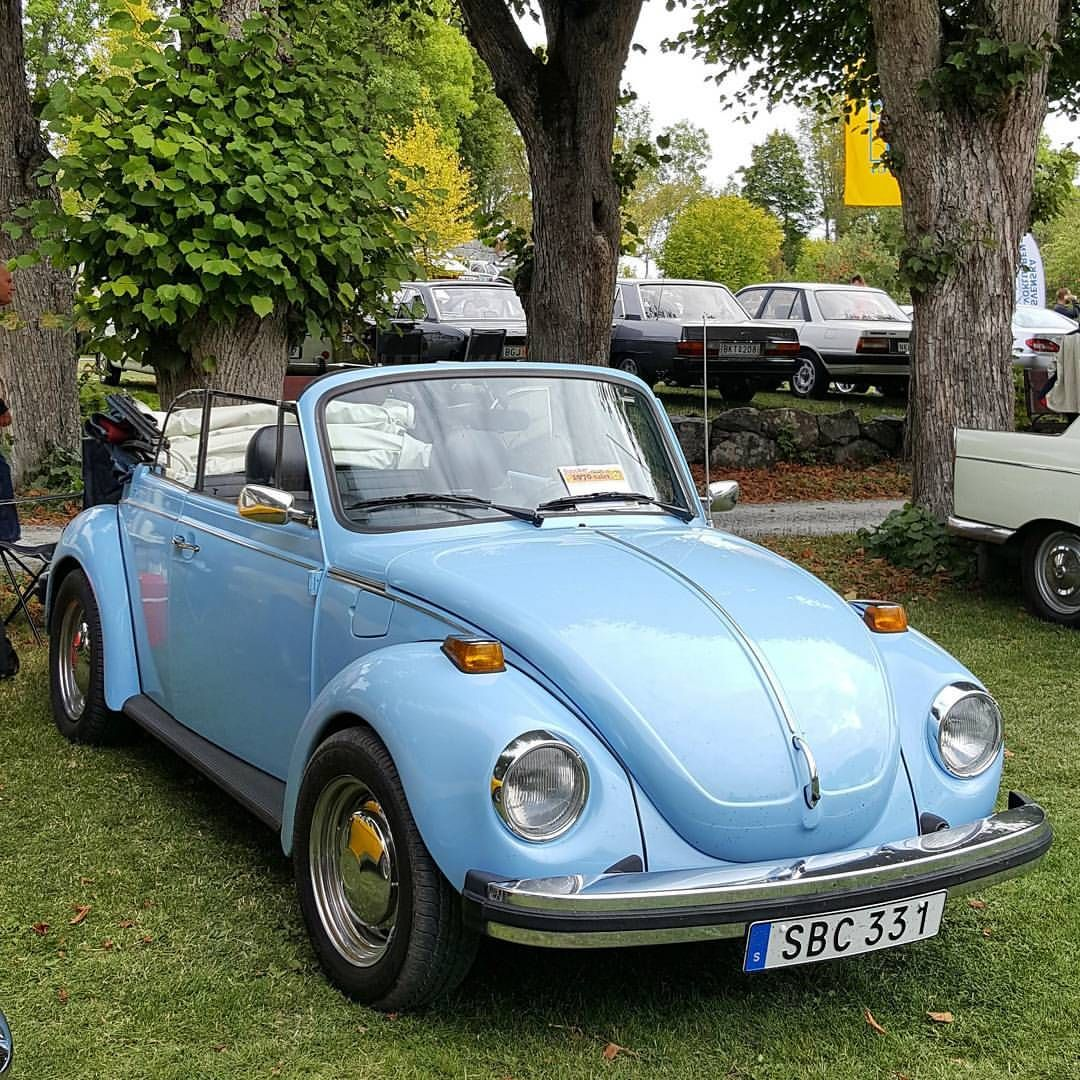 Vintage, retro and rare cars  (@carsinsweden) on Instagram