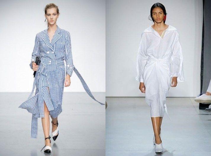 Kleider Sommer 2021