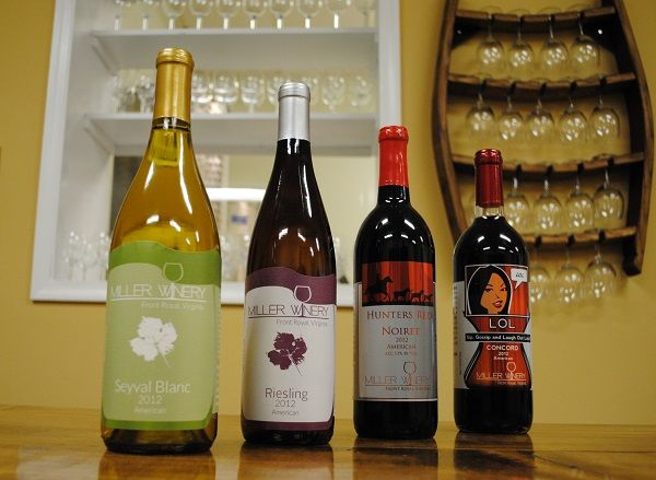 To celebrate Virginia Wine Month, VBVA is showcasing Virginia wineries and vineyards as our Business of the Week throughout October! First up -- Miller Winery - a new micro-winery in the heart of Front Royal's historic downtown!